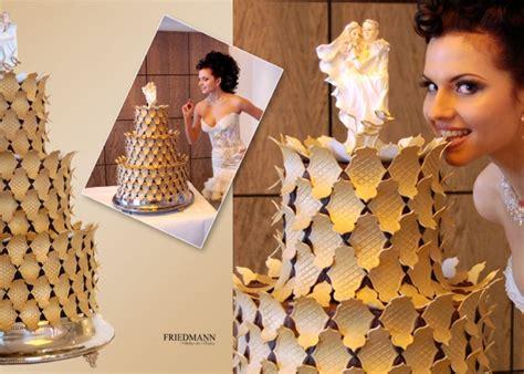 Exklusive Hochzeitstorten by Friedmann Wedding Russische Hochzeitstorten
