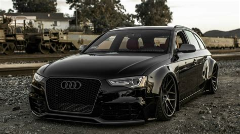 audi wagon black stylish black audi a4 avant wallpapers and images