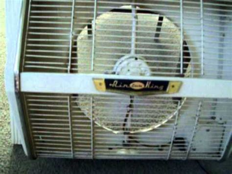 air king window fan 1958 air king window fan
