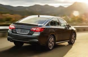 Subaru Chicagoland 2018 Subaru Legacy Brings Subtlety To Chicago Auto Show