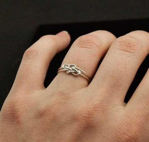 infinity ring sterling silver infinity ring best