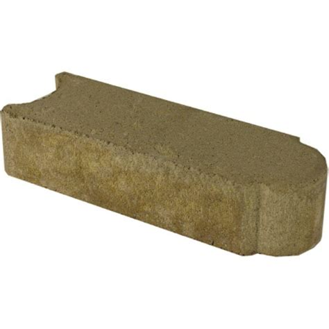 12 in x 2 in scallop concrete edger 74851