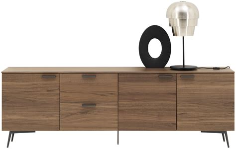 furniture modern sideboard with tall buffet cabinet also