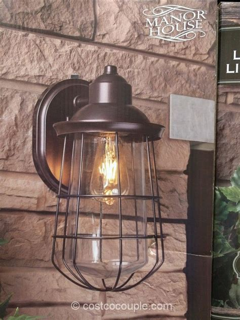 manor house vintage led coach light costco our picks