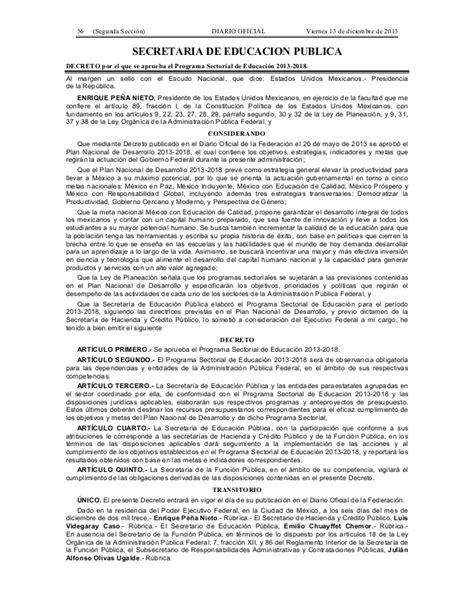 programa de desarrollo innovador 2013 2018 programa sectorial de desarrollo social 2013 2018
