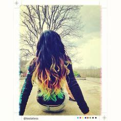 what to be careful for when dying thin hair kool aid dip dye on pinterest dip dye kool aid and