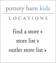 pottery barn customer service store events pottery barn kids