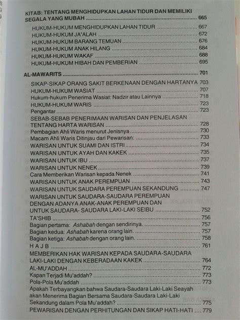 Buku Kitab Shahih Fikih Fiqih Sunnah Jilid 1 Pustaka Azzam buku ringkasan fikih lengkap