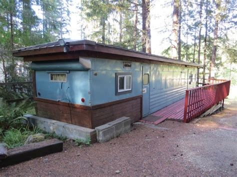Trailer Cabins by 352 Sq Ft Travel Trailer To Cabin Conversion For Sale