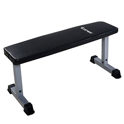 weight bench sit ups costway sit up bench flat crunch board ab abdominal