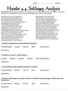 Hamlet Worksheets by Hamlet Worksheets Wiildcreative