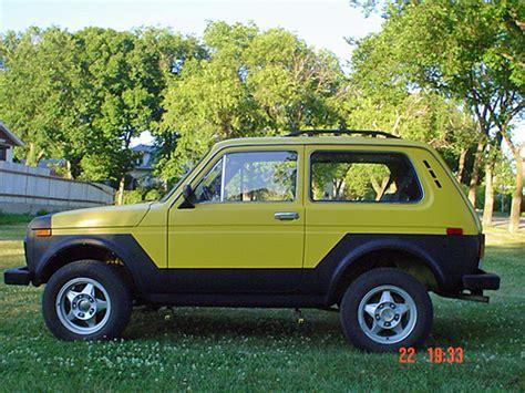 Lada Cossack Lada Cossack Photos News Reviews Specs Car Listings