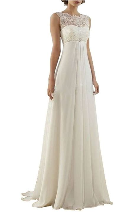 Discount Empire Wedding Dresses by Simple Empire Waist Wedding Dresses Discount Wedding Dresses