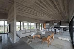 Home Decor Shows concrete house a nest for tough guys designed by luciano