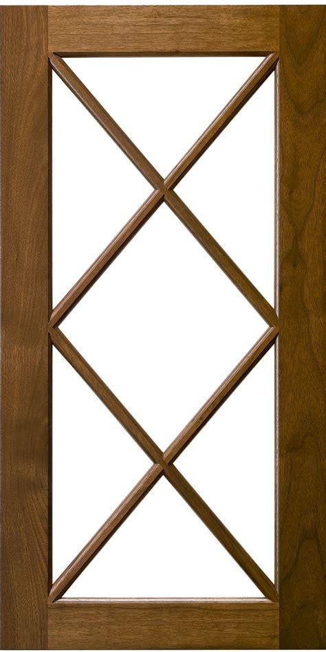 Double X Mullion Doors Construction Cabinet Doors
