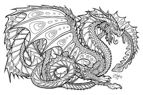 dragon mandala coloring pages pin celtic mandala dragon on pinterest colouring