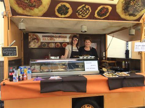 coq a doodle do food truck la coqueria o como resucitar la pizza valenciana entre