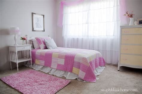 little girl room little girl s princess room makeover reveal yellow bliss
