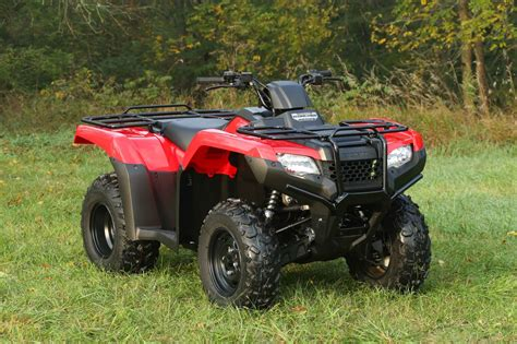 Countryside Honda by Ride A Honda Rancher Romp In The Ohio Countryside