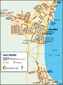 san felipe baja california map san felipe baja map san felipe baja mexico maps san