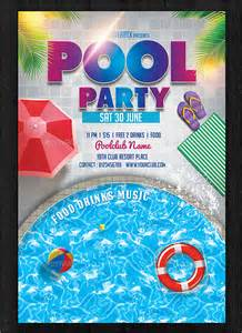 Pool Invitations Free Templates by Pool Invite Template Custom Invitations