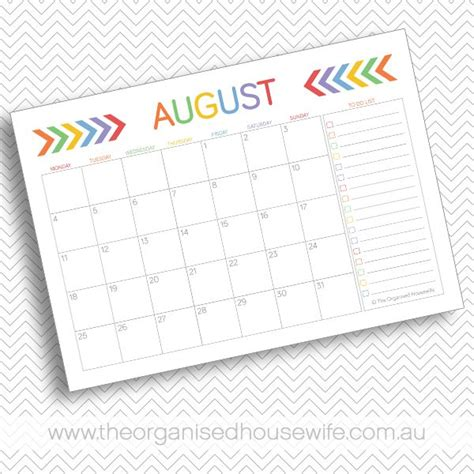 printable monthly calendar with todo list free 2014 calendar monthly printable with to do list