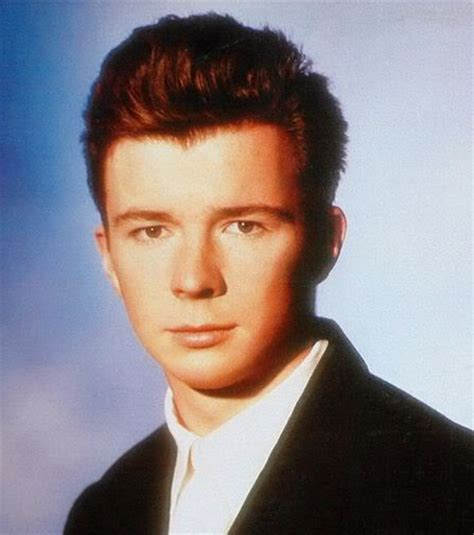 Rick Astley Pompadour Hairstyle Of The 1980s ? Cool Men's Hair