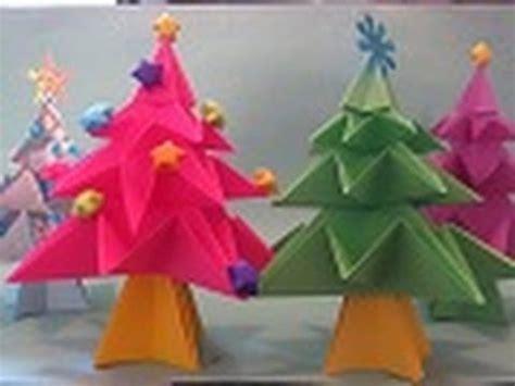 como hacer arbolitos de navidad c 243 mo hacer un arbolito de navidad en origami floritere 2011