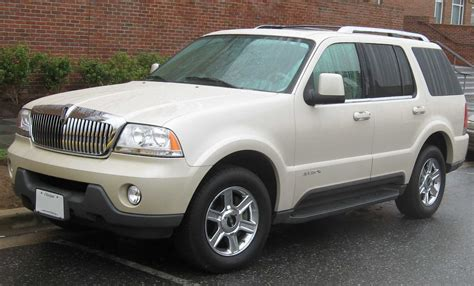 lincoln aviator 2006 2006 lincoln aviator pictures information and specs