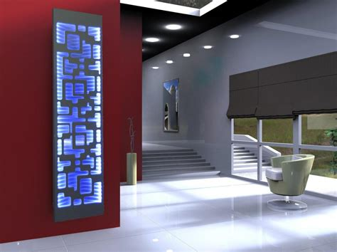 beleuchtung umkleidekabine badheizk 246 rper design downtown led 180x47cm edelstahl