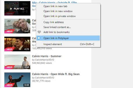 download youtube extension opera potplayer youtube shortcut extension opera add ons