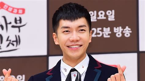 lee seung gi reddit lee seung gi explains how quot master in the house quot forced him