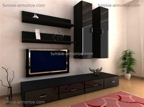 meuble salon en bois tunisie mzaol