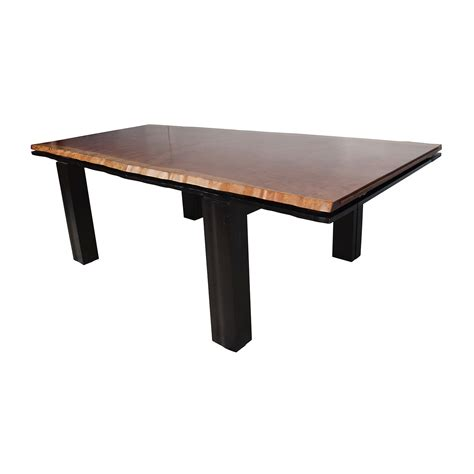 edge dining table 81 unknown curved edge wood dining table tables