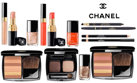 Makeup Chanel chanel summertime de chanel makeup collection for summer