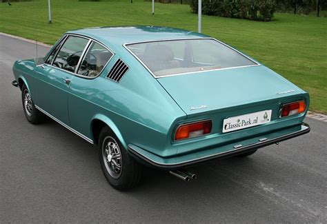 Audi 100 Coupé S by 1973 Audi 100 Coupe S Specifications Photo Price