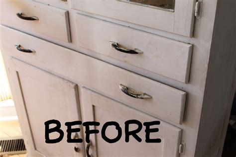 contact paper cabinets before and after chalk paint and refinishing a vintage cabinet the details