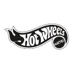 Hot Wheels Mattel vector logo   Hot Wheels Mattel logo