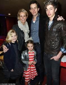 brian may children ulrika jonsson s husband brian monet adopts daughter bo