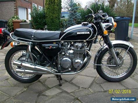 Motorrad Honda Cb 500 by 1975 Honda Cb500 For Sale In United Kingdom