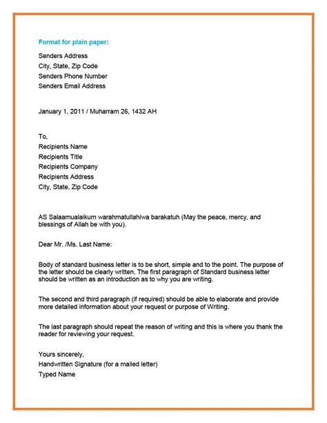 writing a professional email template 30 professional email exles format templates