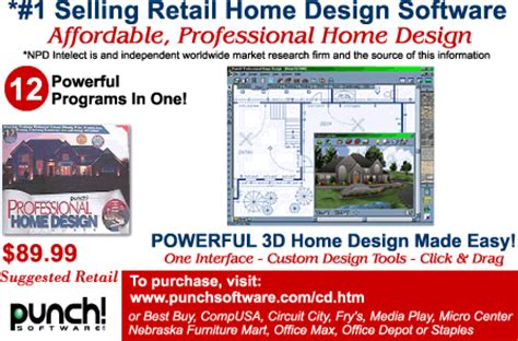 punch 5 in 1 home design software free download punch software powerful 3d home design made easy