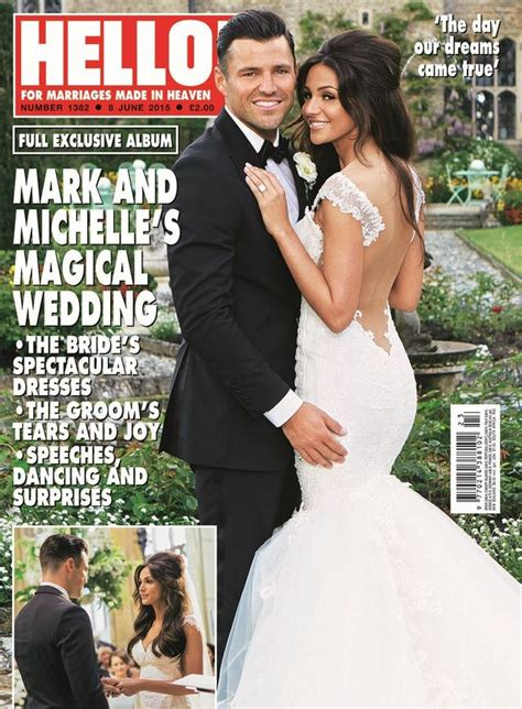 Michelle Keegan Wedding Dress Revealed Mark Wright Shares | michelle keegan and mark wright s wedding pictures of her