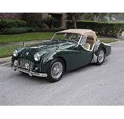 TR3 In BRG With 22 Engine SOLD 1956 On Car And Classic UK C36302