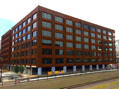 building projects update the loop a pioneering timber office building nears completion the