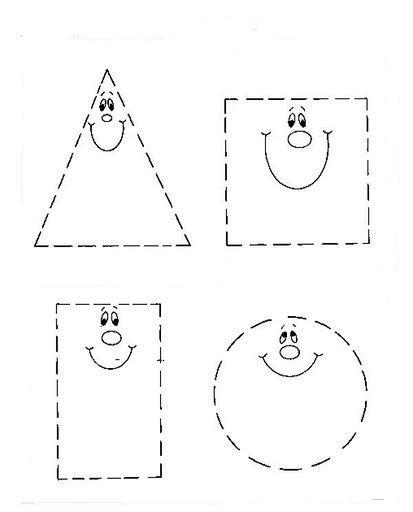 figuras geometricas basicas para colorear los duendes y hadas de ludi l 225 minas de picado sobre