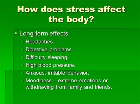 Do You Consider The Term Effects Of High Heels On Your by Stress Chapter 3 Lesson 3 Page 63 Ppt