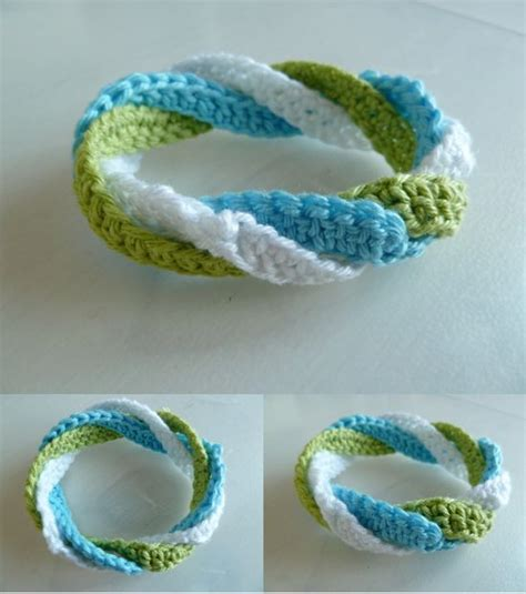 crochet bracelet with pattern link for best crochet patterns ideas and news