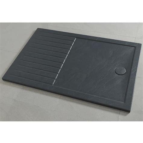 summit walk in enclosure amp grey slate effect shower tray