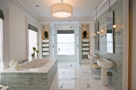 Houzz Modern Bathrooms by Sinuous Spa Modern Bathroom New York By Artistic Tile
